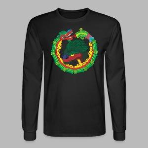 Quetzalcoatl Long Sleeve - Men's Long Sleeve T-Shirt
