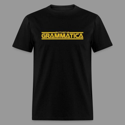 Battlestar Grammatica - Men's T-Shirt