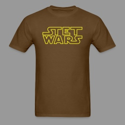 Stet Wars - Men's T-Shirt