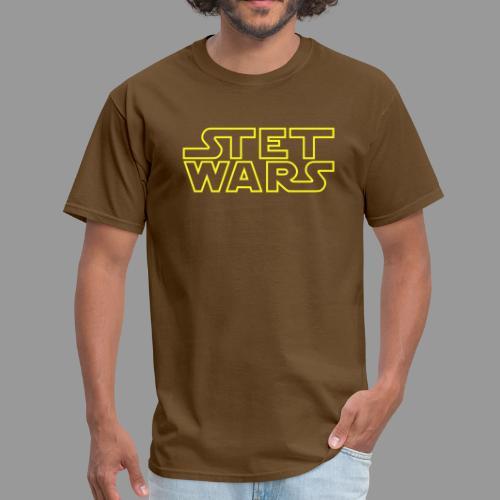Stet Wars - Men's T-Shirt