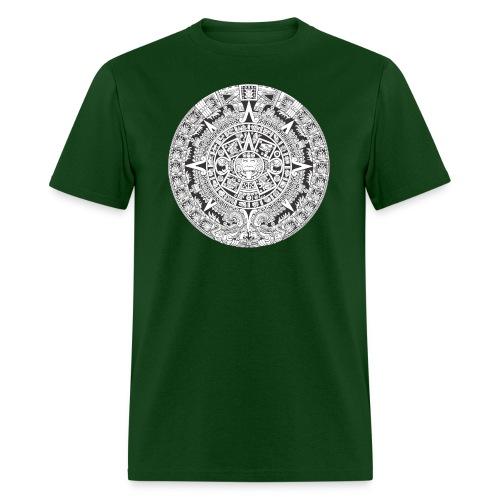 Aztec Mayan Calendar - Men's T-Shirt