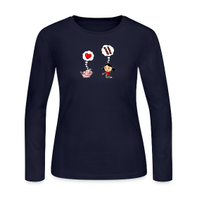 For the Love of Bacon (Long Sleeve) ~ 621