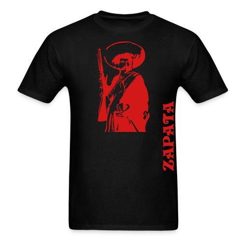 Zapata Guns of Locust Shirt - Men's T-Shirt