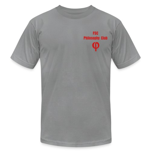 Classic T in Red - Men's Fine Jersey T-Shirt