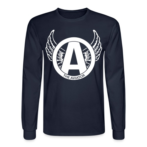 watermark - Men's Long Sleeve T-Shirt