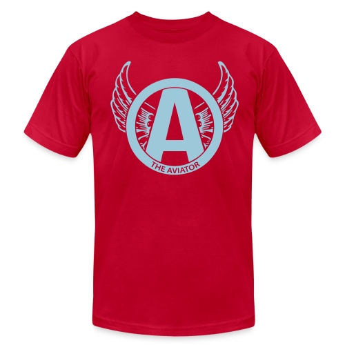 watermark - Men's Fine Jersey T-Shirt