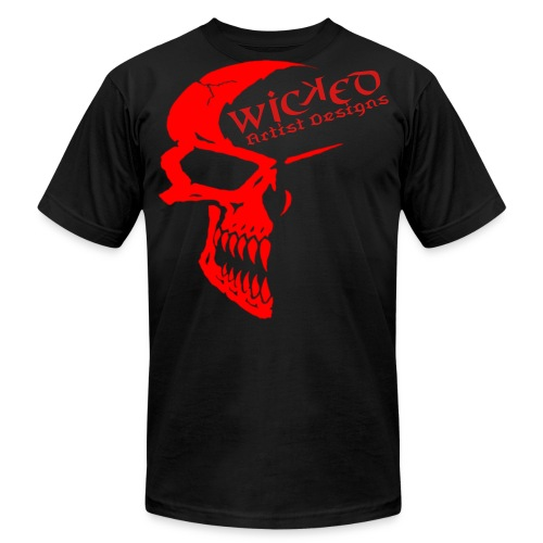 The Wicked One - T-shirt  - Men's Fine Jersey T-Shirt