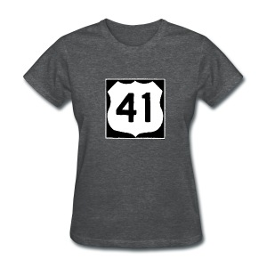 US Rte. 41 LSD - Women's T-Shirt