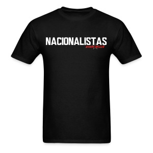 NACIONALISTAS CANALES 50 MENS - Men's T-Shirt