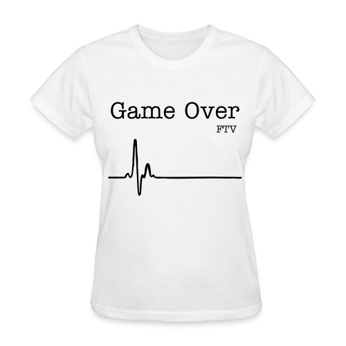 Game Over Women - Women's T-Shirt