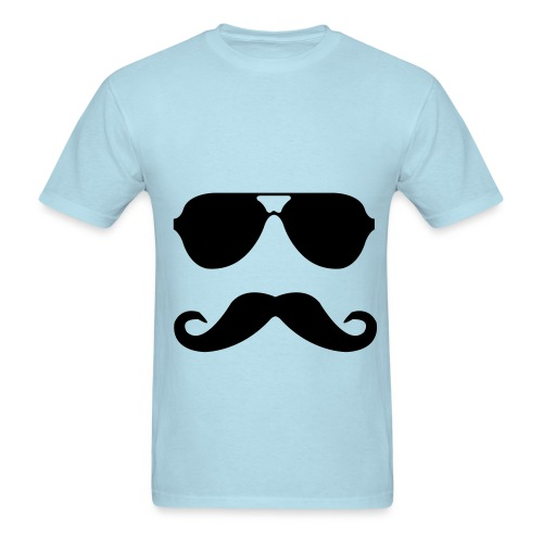 Smooth Moustache - Men's T-Shirt