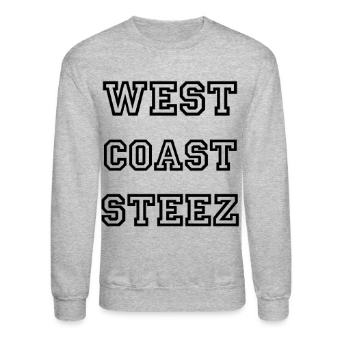 West Coast Steez - Crewneck Sweatshirt
