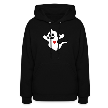 Cute Ghost Hoodies