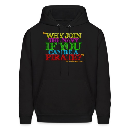 Why Join The NAVI - Men's Hoodie