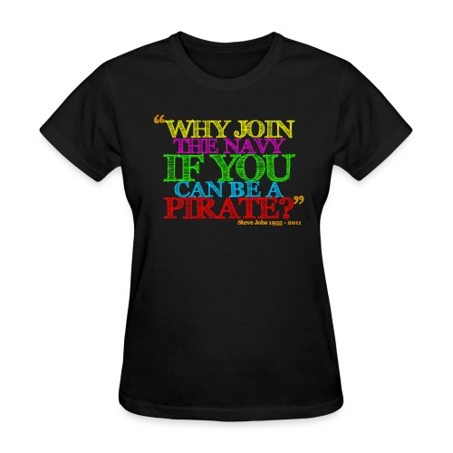 Why Join The NAVI - Women's T-Shirt