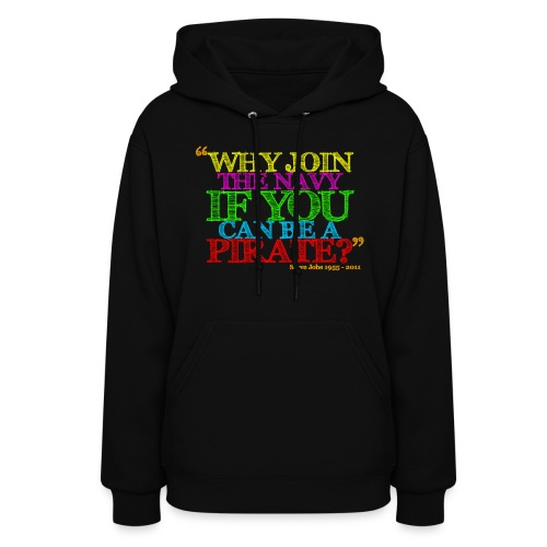 Why Join The NAVI - Women's Hoodie