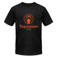 T-Shirts ~ Men's T-Shirt by American Apparel ~ Jagrmeister