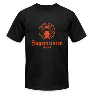 Jagrmeister - Men's T-Shirt by American Apparel