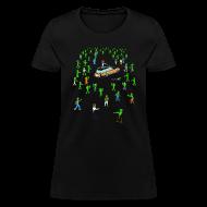 T-Shirts ~ Women's T-Shirt ~ Organ Trail Zombie Horde Shirt (For the Ladies)