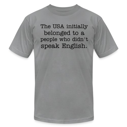 Maybe you're the foreigner - Men's  Jersey T-Shirt