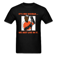 T-Shirts ~ Men's T-Shirt ~ Wayne's World