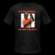 T-Shirts ~ Men's T-Shirt by American Apparel ~ Wayne's World