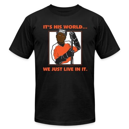 Wayne's World - Men's Fine Jersey T-Shirt