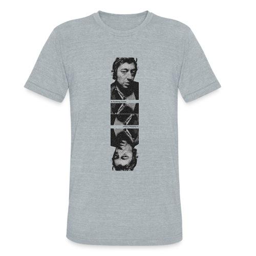 Je fucking t'aime by Vidró - Unisex Tri-Blend T-Shirt