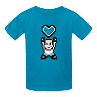 Kids' Shirts ~ Kids' T-Shirt ~ Lappy Heart