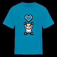 Kids' Shirts ~ Kids' T-Shirt ~ Lappy Heart