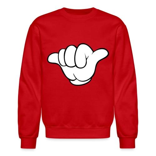 Men Pretty Fly Crewneck - Crewneck Sweatshirt