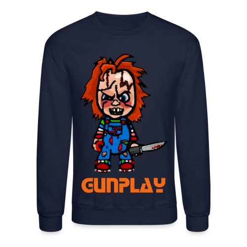 GunPlay - Crewneck Sweatshirt