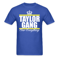 T-Shirts ~ Men's T-Shirt ~ Taylor Gang Crown