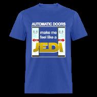 T-Shirts ~ Men's T-Shirt ~ Mens Tee : Jedi