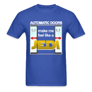 T-Shirts ~ Men's T-Shirt ~ Mens Tee : Jedi