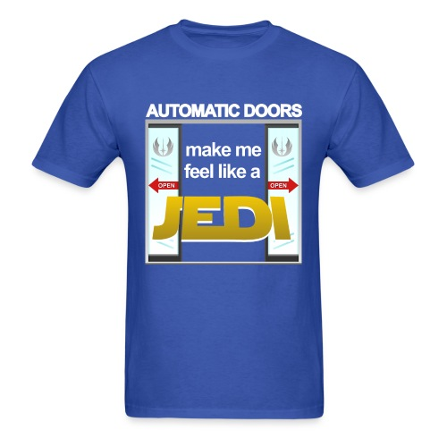 Mens Tee : Jedi - Men's T-Shirt