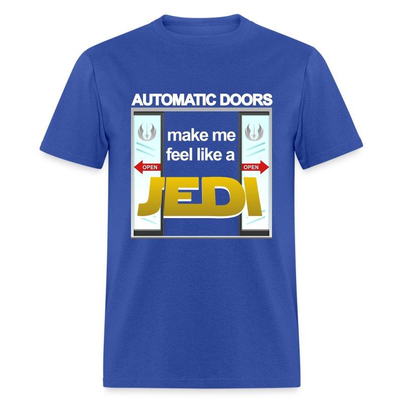 Mens Tee : Jedi - Men's T-Shirt