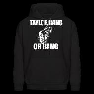 Hoodies ~ Men's Hoodie ~ Taylor Gang or Bang