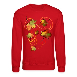 Racing The Autumn Wind - Crewneck Sweatshirt