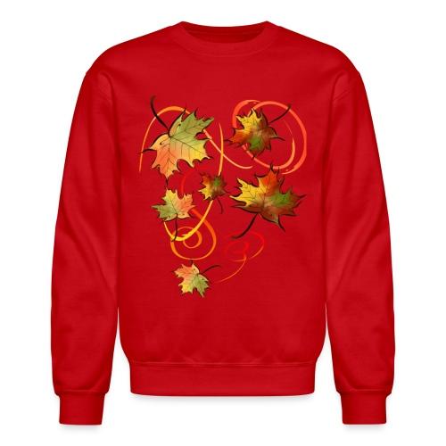 Racing The Autumn Wind - Crewneck Sweatshirt