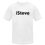 T-Shirts ~ Men's T-Shirt by American Apparel ~ Steve Jobs 1955-2011 t-shirt