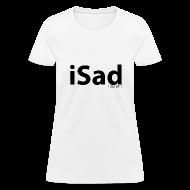 T-Shirts ~ Women's T-Shirt ~ Steve Jobs 1955-2011 t-shirt