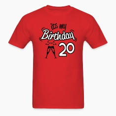 birthday_20 T-Shirts