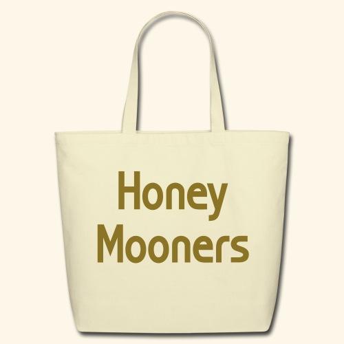 Honey Mooners - Eco-Friendly Cotton Tote