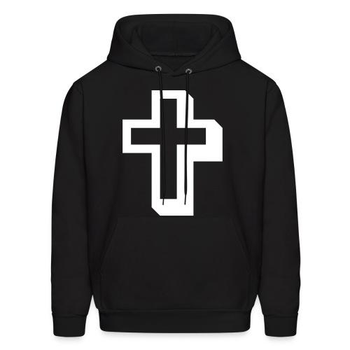 BTA Cross hoodie - Men's Hoodie