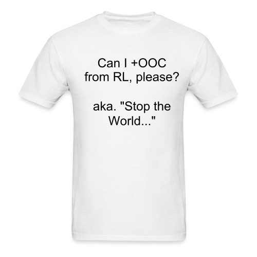 +RLOOC - Men's T-Shirt