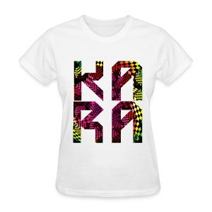 Kara-Step - Women's T-Shirt