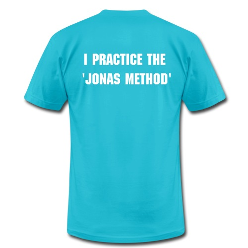 Jonas Method - Men's Fine Jersey T-Shirt