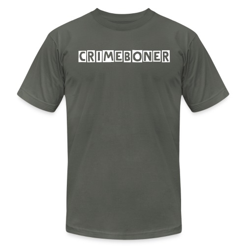 crimeboner - Men's Fine Jersey T-Shirt