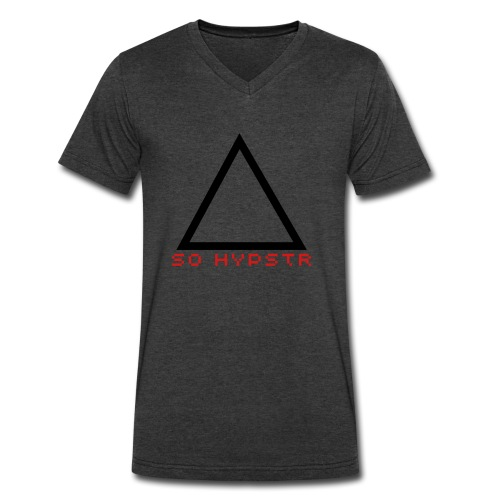 so hypstr - Men's V-Neck T-Shirt by Canvas